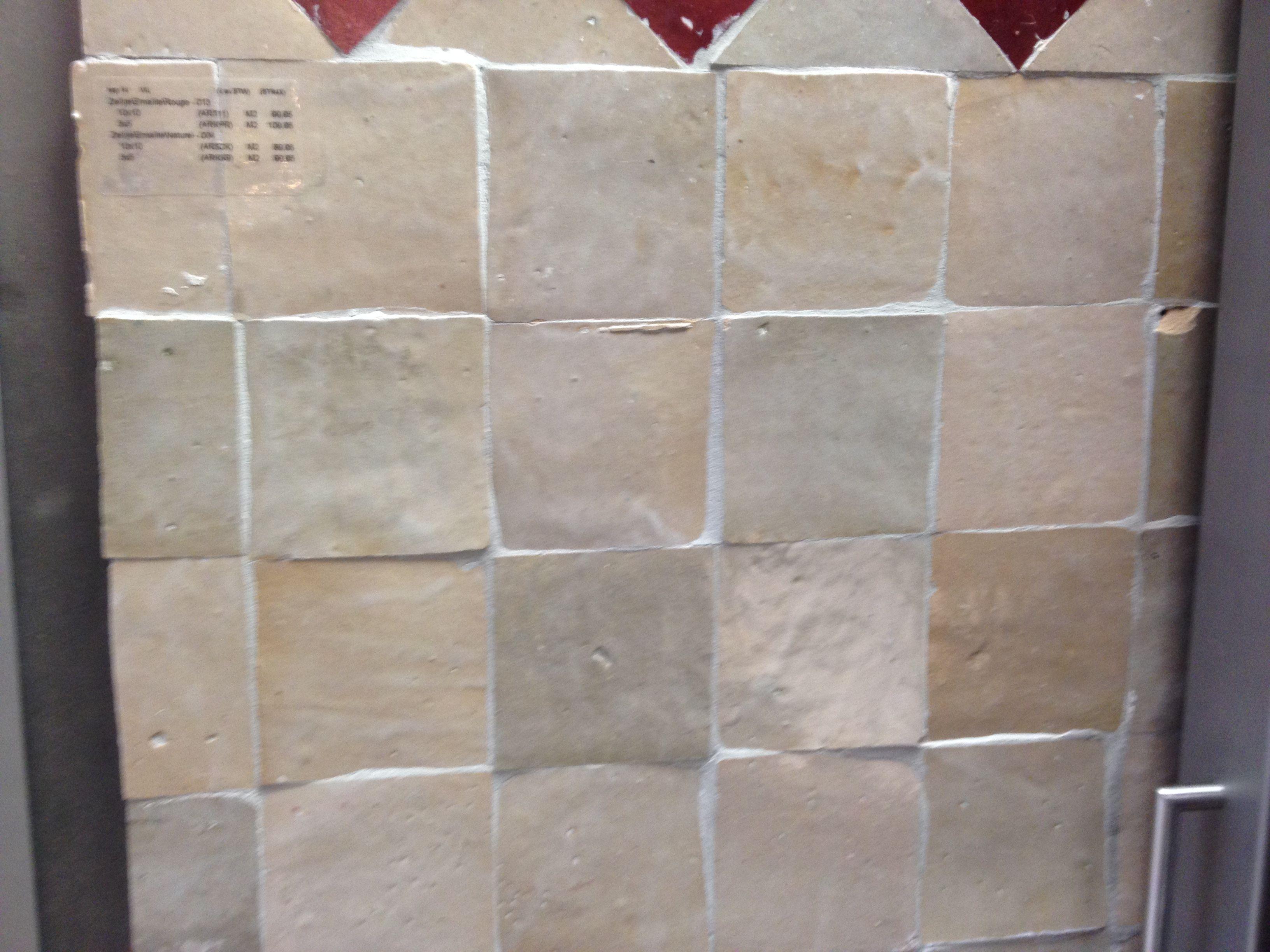 Marrokaanse tegels - naturel - toilet   Pinterest - Tegels, Keuken ...