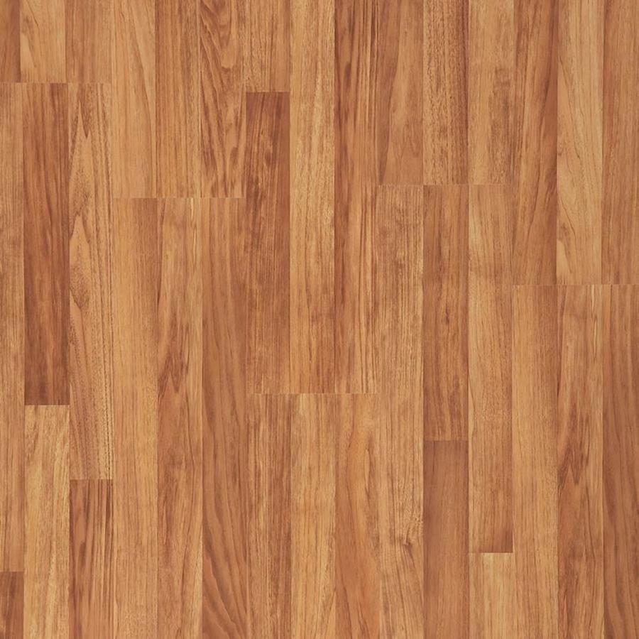 Style Selections Golden Oak 8.7In W X 48.3Ft L Embossed