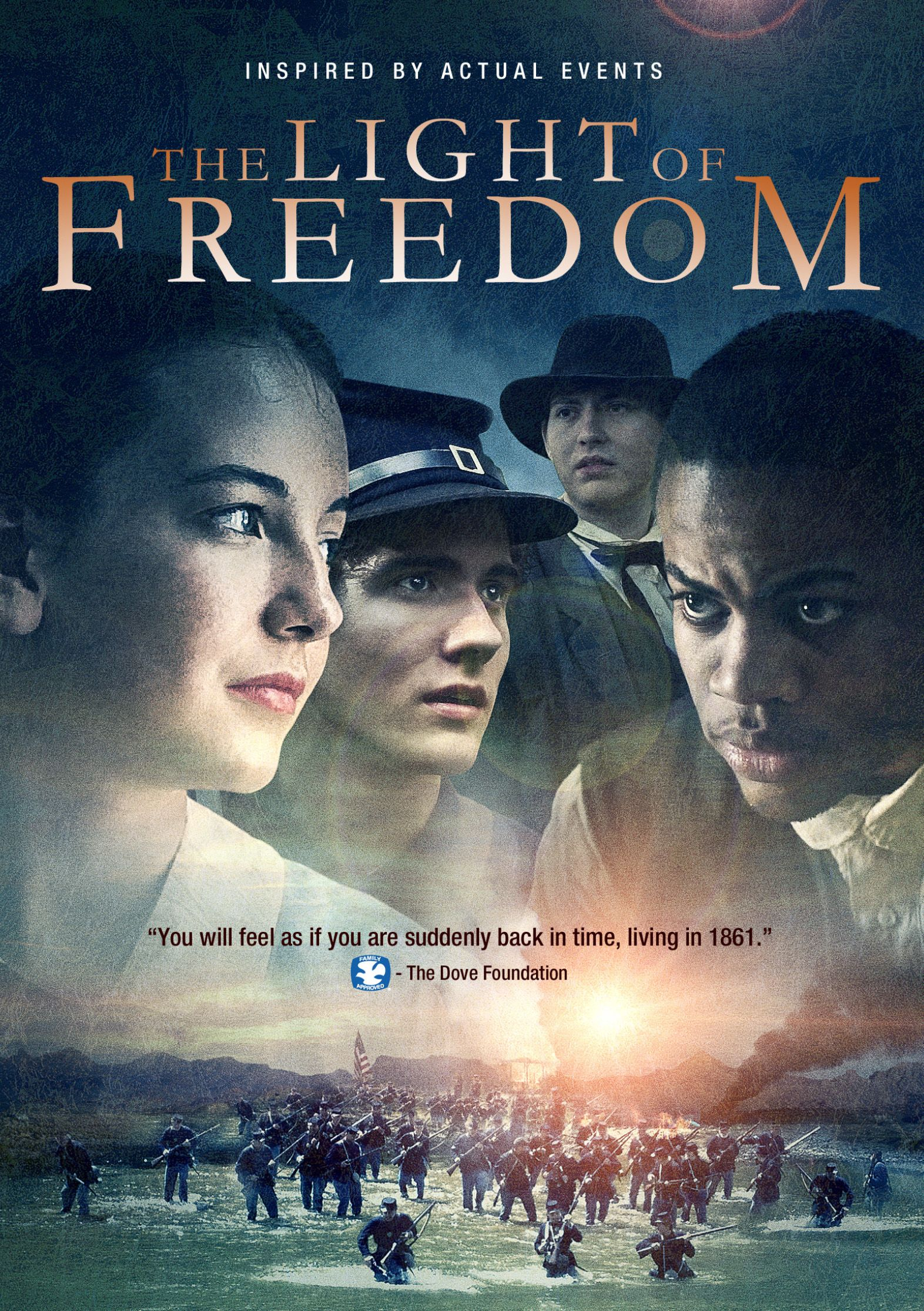 The Light of Freedom Christian Movies All in One Place