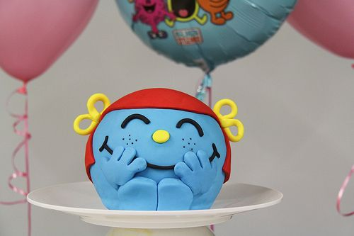 little miss giggles birthday cake - Google Search