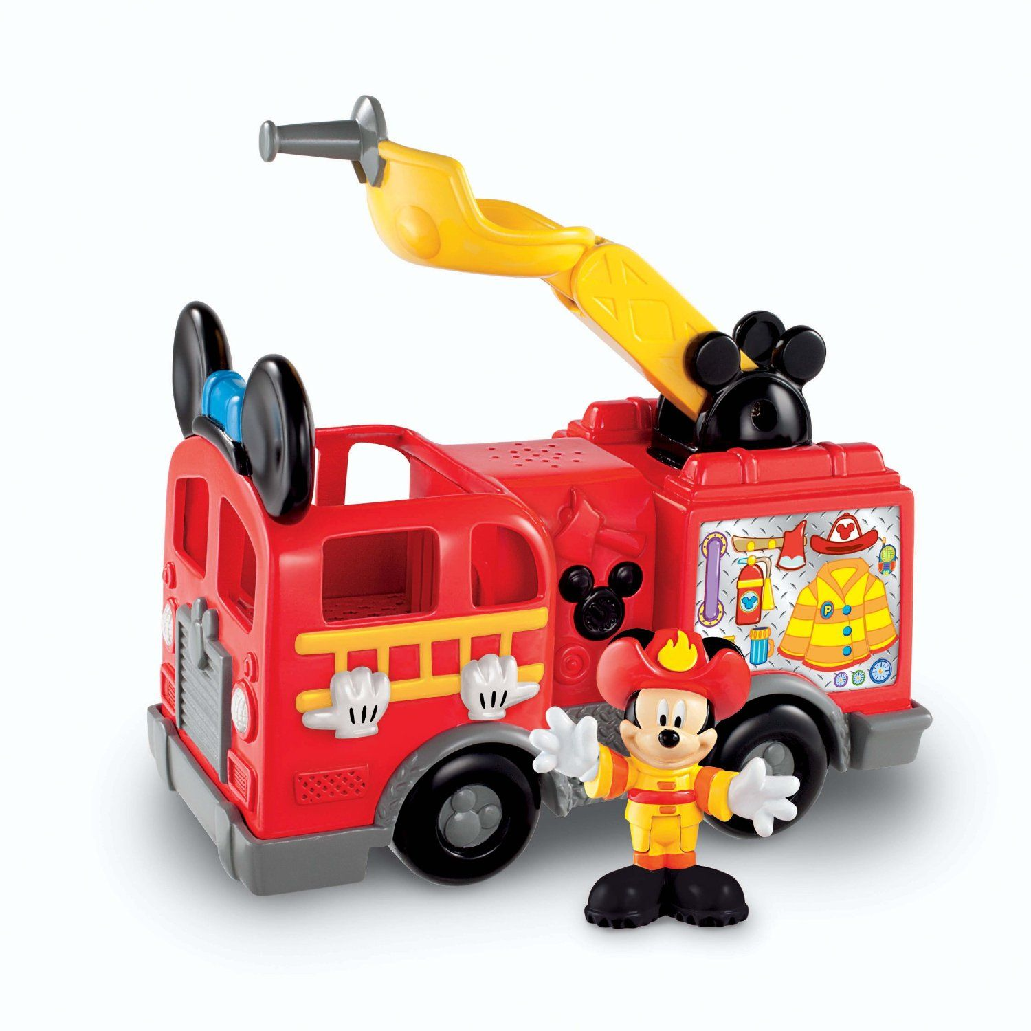 Fisher Price Disneys Mickeys Fire Truck ($1899)