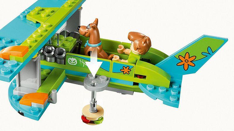 LEGO Scooby-Doo Mystery Plane Adventures (75901) #LEGO ...