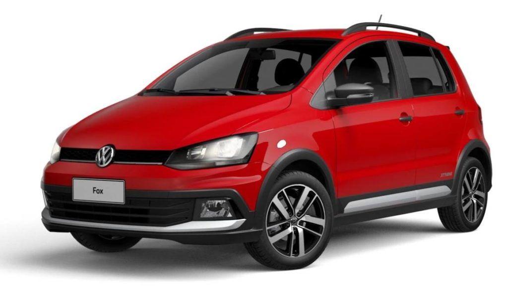 Volkswagen Fox 2020 Preco Fotos Motor Equipamentos E Mais Volkswagen Motor Porta Malas