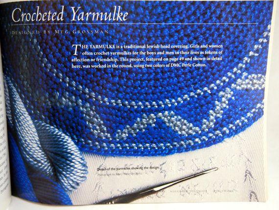 Piecework Needlework Magazine 1999 By Needaneedle On Etsy 275