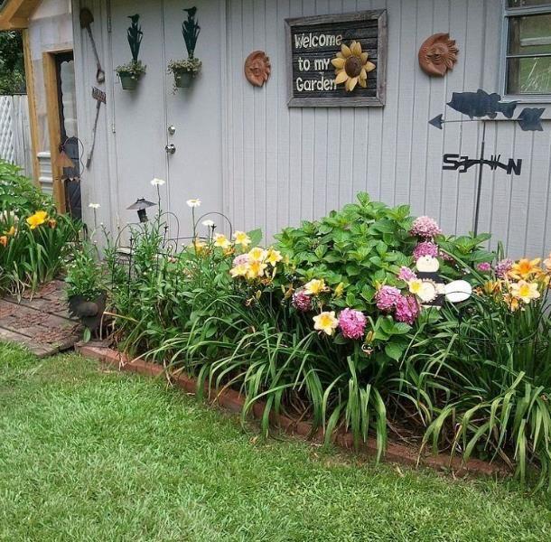 Beautiful Mississippi Garden!