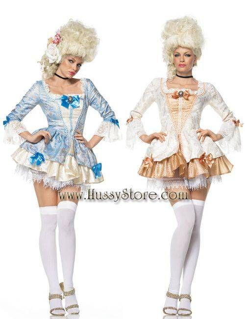 Lady Marie Antoinette Costume