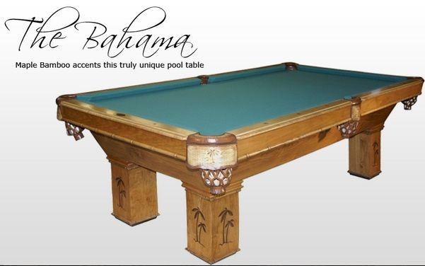 A Great Table That Looks Spectacular With Tournament Playability