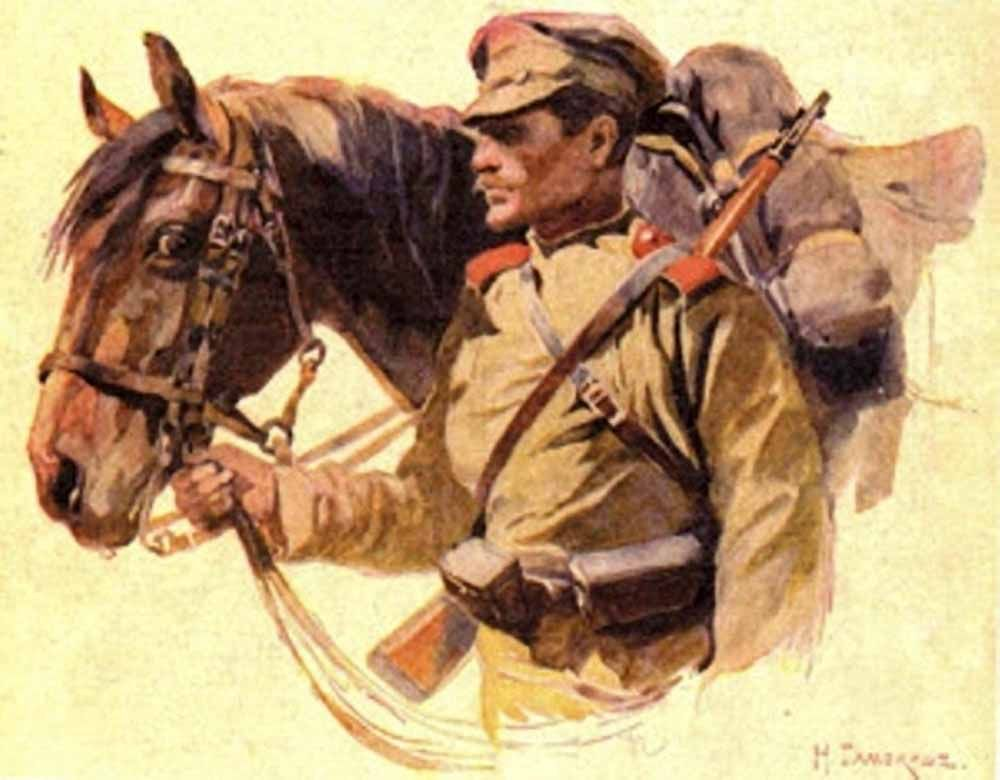поздравляю цветные картинки кавалеристов ящики обеспечат