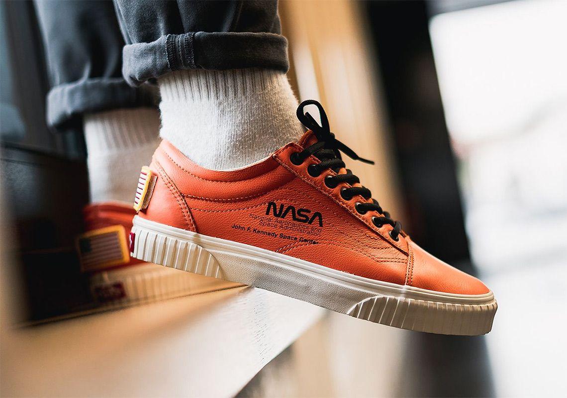 dirt cheap great deals 2017 famous brand NASA Vans Shoes Release Info + Store List | Vans shoes ...