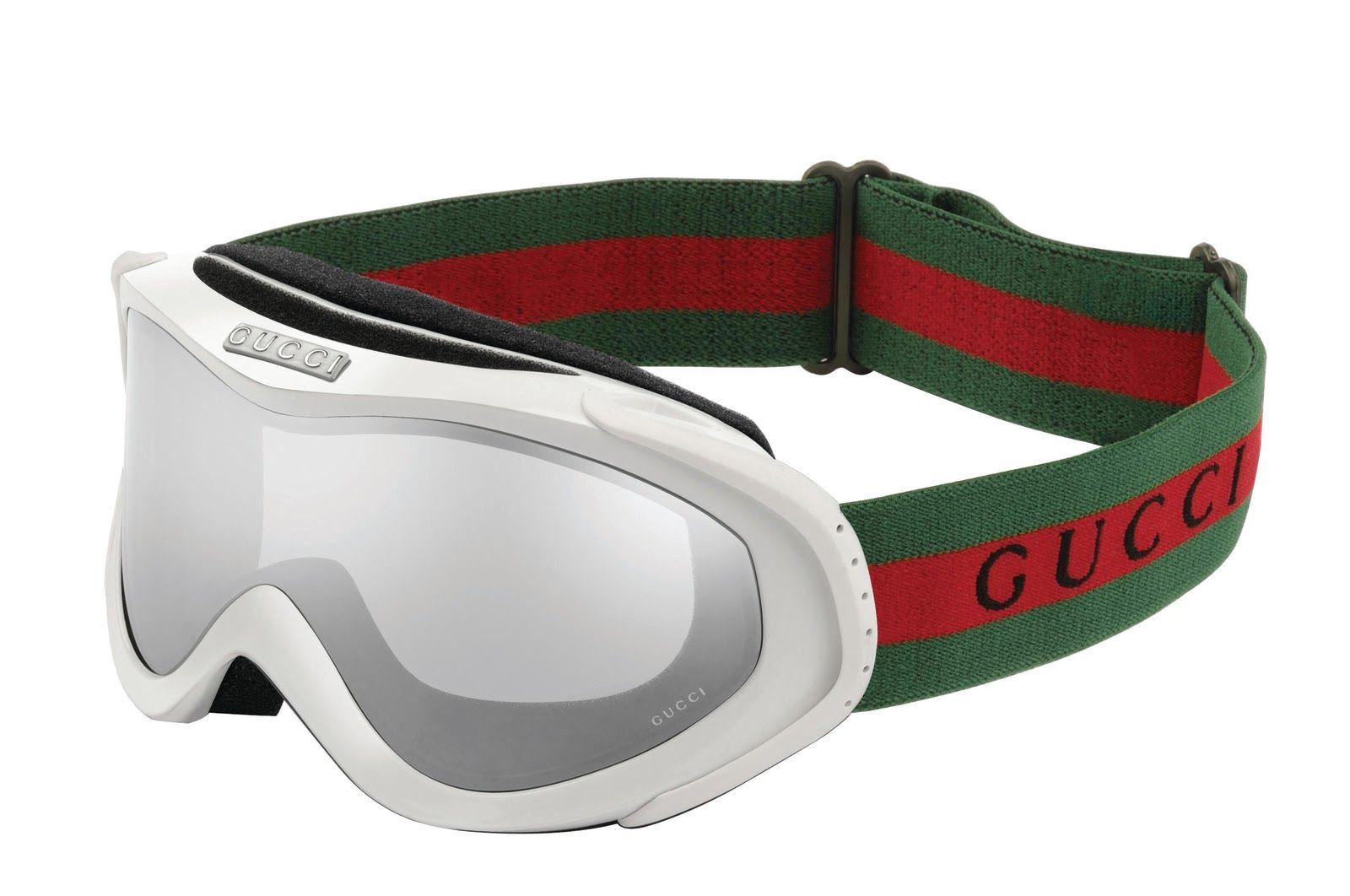 Gucci ski goggles in white   Inside my Closet in 2019   Gucci, Stuff ... e74ac9da05e6