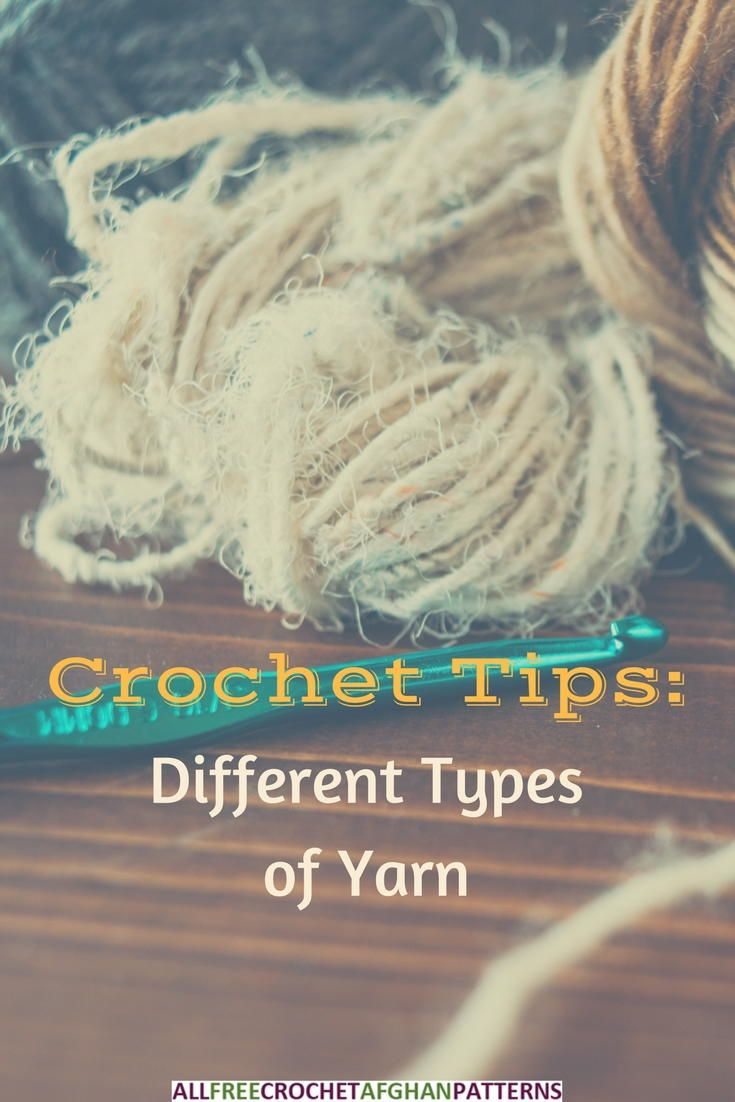 Best Yarn For Crochet Different Types Of Yarn Crochet Tips And