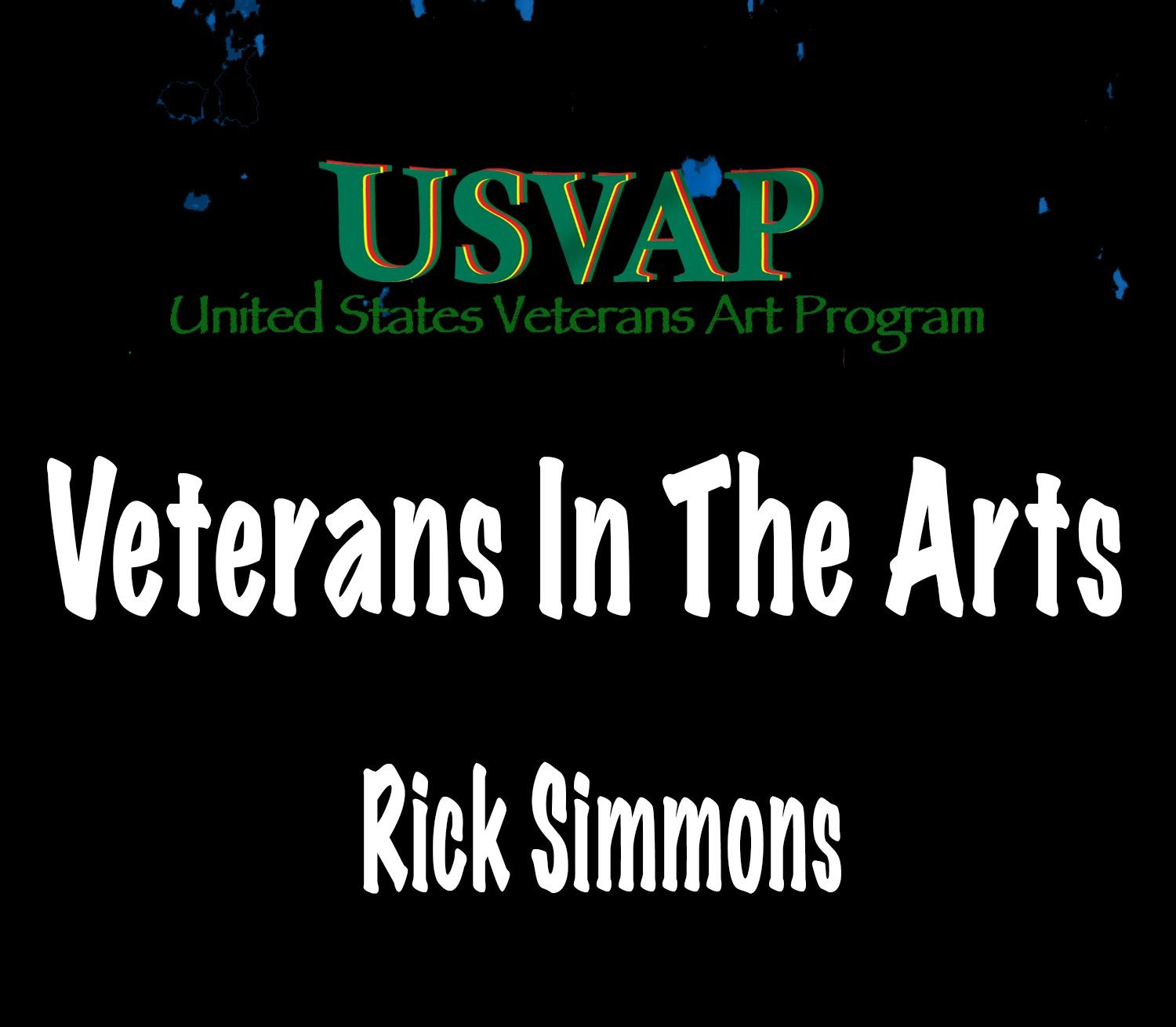 """""""Veterans in the Arts"""" with Carol Williams and Rick"""