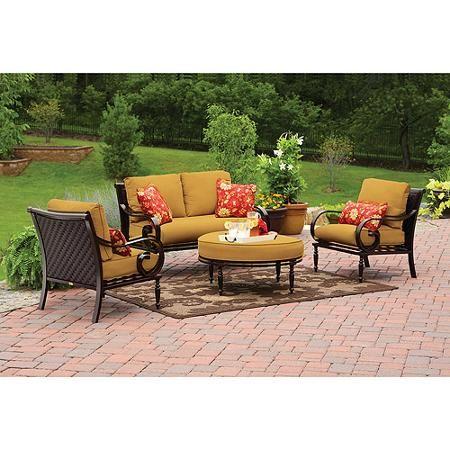 2fc307f6f0458d6c672b30a188fb6c49 - Better Homes & Gardens Outdoor Patio Deep Seating Chair Cushion