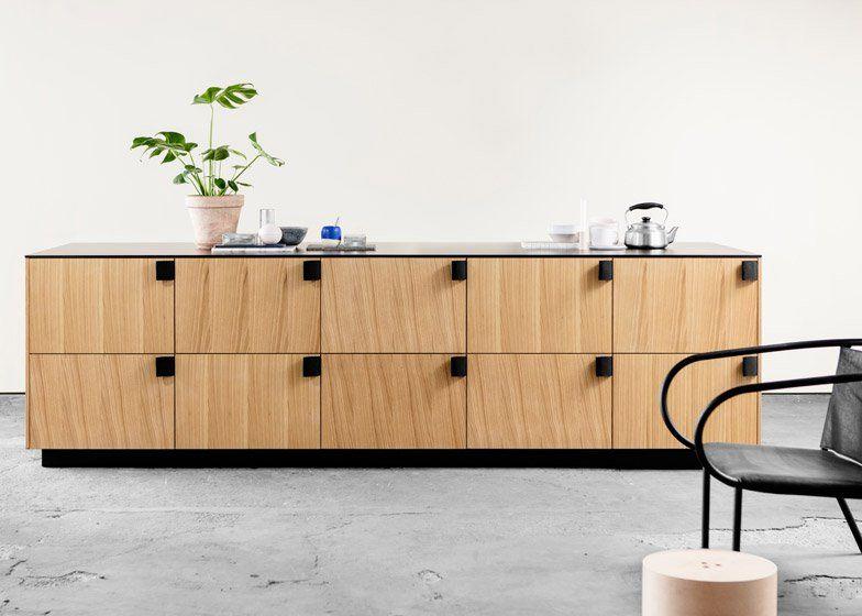 IKEA kitchens hacked by Danish architects including BIG Henning