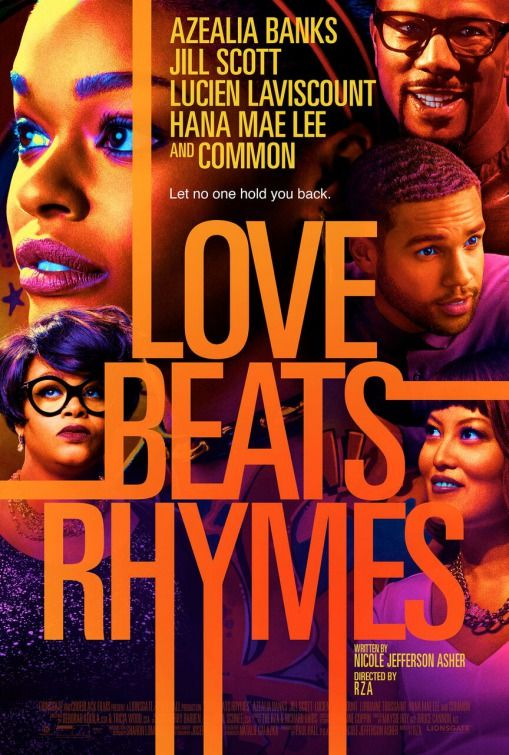 click to view extra large poster image for love beats rhymes