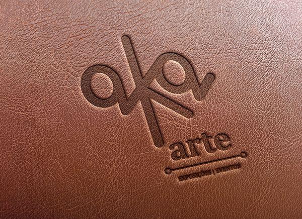 Rebranding Aka Arte on Behance