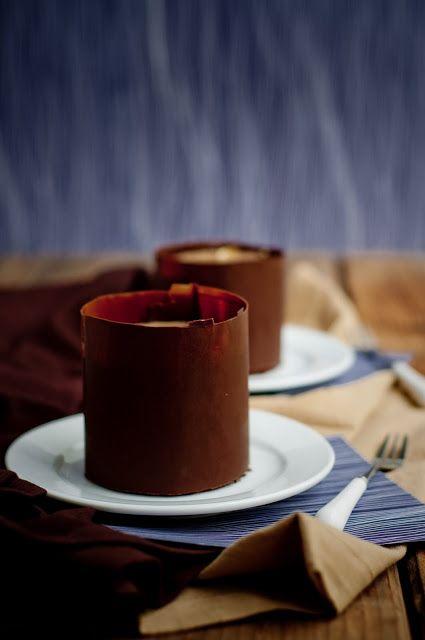 Desserts for Breakfast: Mango Mousse Espresso Chocolate Cake