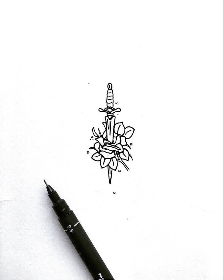 Home Blend Of Bites In 2020 Small Tattoos Unique Tattoos Tattoos