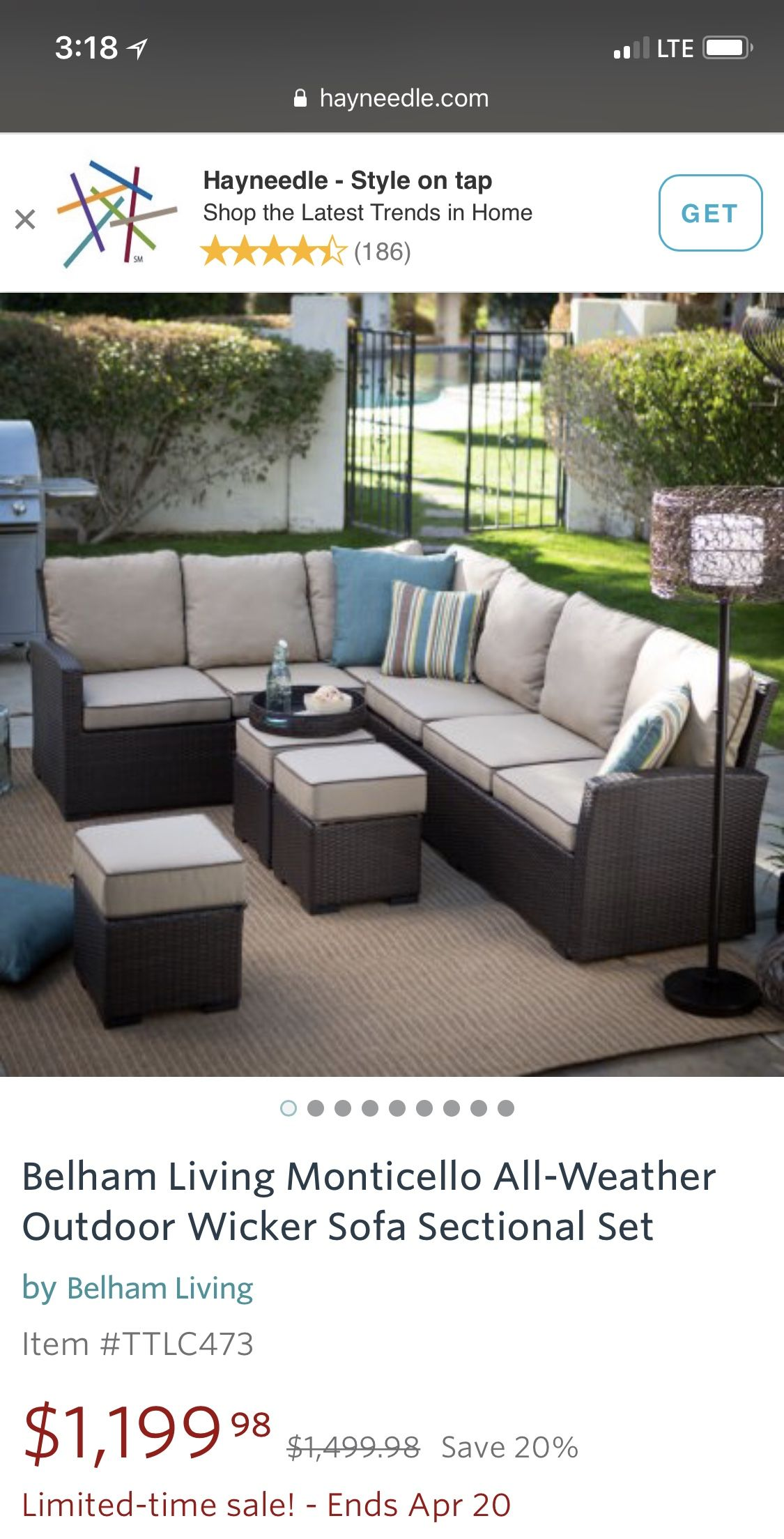 Outdoor Furniture For the Home