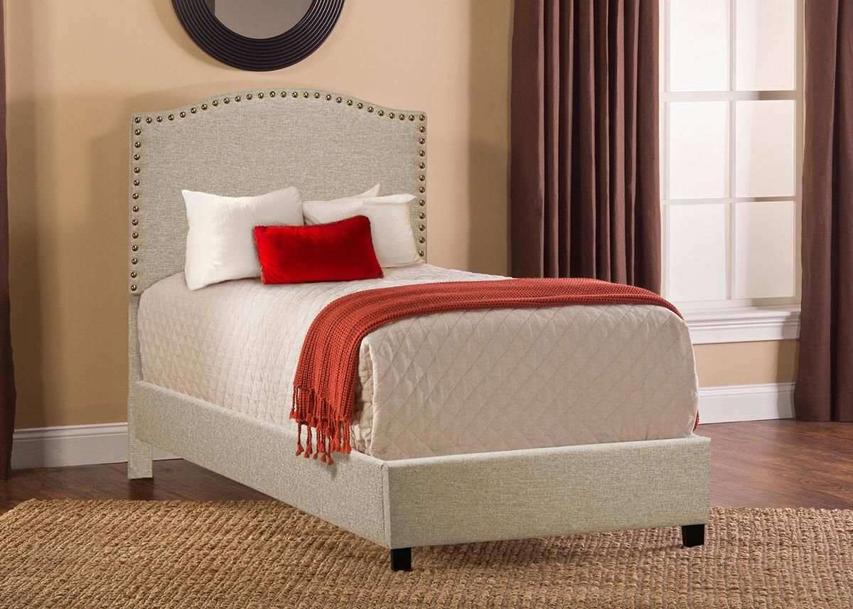 Finley Cream Twin Bed Hillsdale furniture, Furniture, Bed