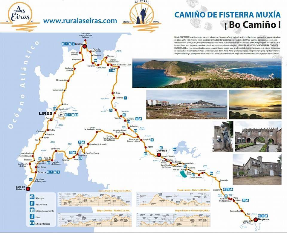 11 Camino Portugués Camino De Santiago Via Portugal Ideas Santiago De Compostela Santiago The Camino