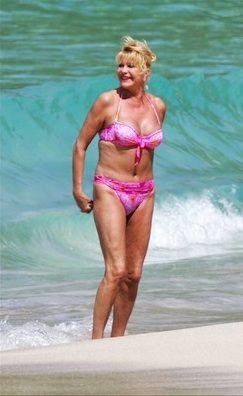 ivanka trump bikini hot