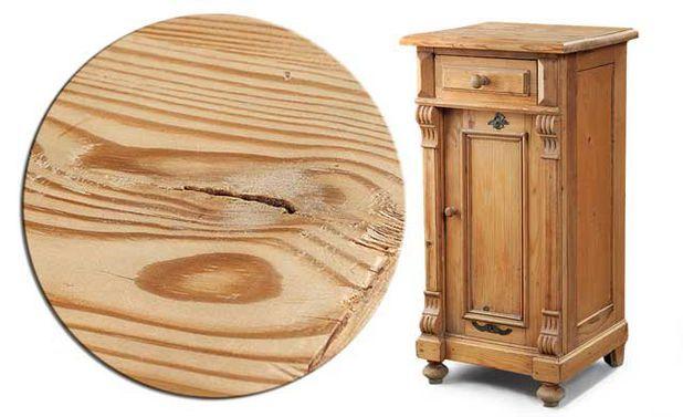 risse oder fehler im holz kannst du einfach ausbessern wir zeigen dir wie es geht. Black Bedroom Furniture Sets. Home Design Ideas
