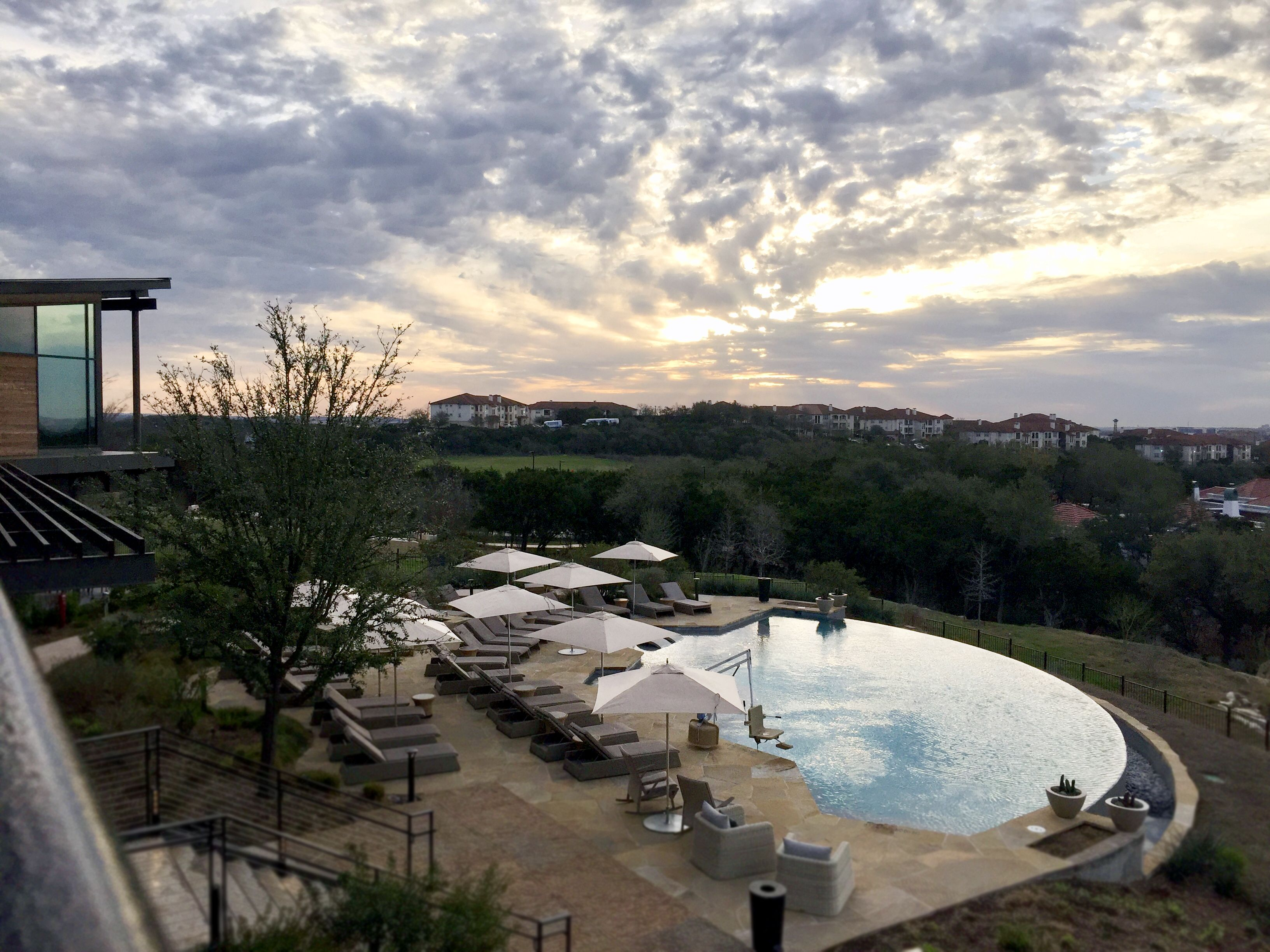 Just When You Thought A San Antonio Sunrise Couldn T Get Any Better Loma De Vida Spa Wellness Family Resort Vacations Destin Hotels Vacation Hotel