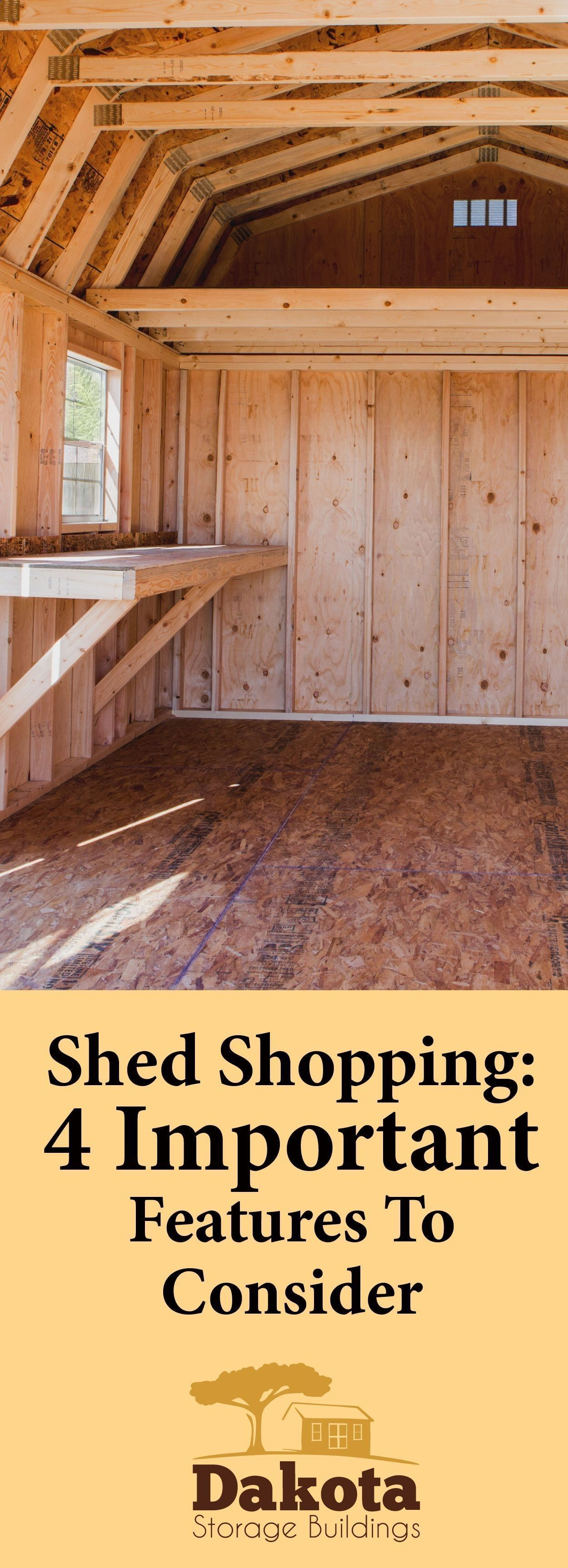 Shed DIY - If you\'re looking to expand your outside storage space ...