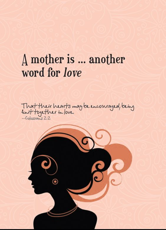 A Mothers Love Quotes 2 Extraordinary Mother  Loveso Truethe Scripture Isn't About A Mother's Love