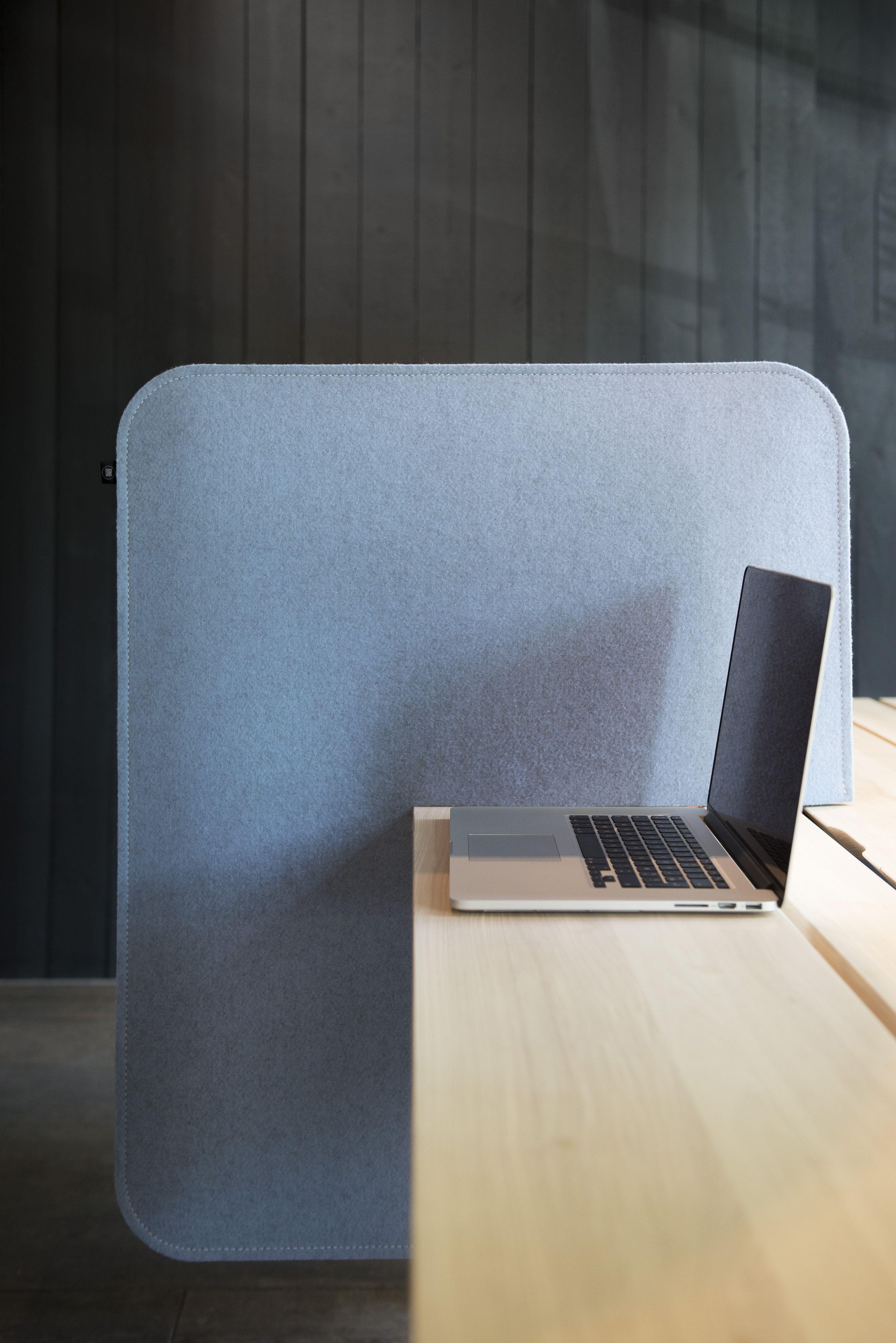 Buzzidesk Split Buzzispace Desk Dividers Acoustic
