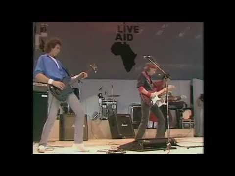 Dire Straits - Sultans Of Swing (Live Aid 7/13/1985)