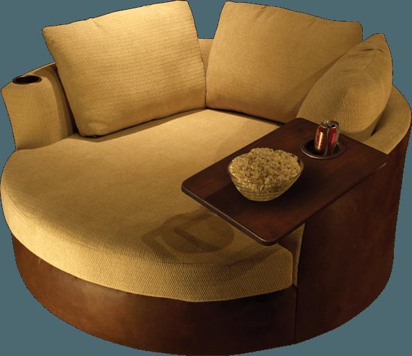 20 sof s y sillones modernos y cl sicos decoraci n de - Sillon home cinema ...