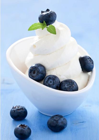 recette yogourt glac maison la vanille si d licieux. Black Bedroom Furniture Sets. Home Design Ideas