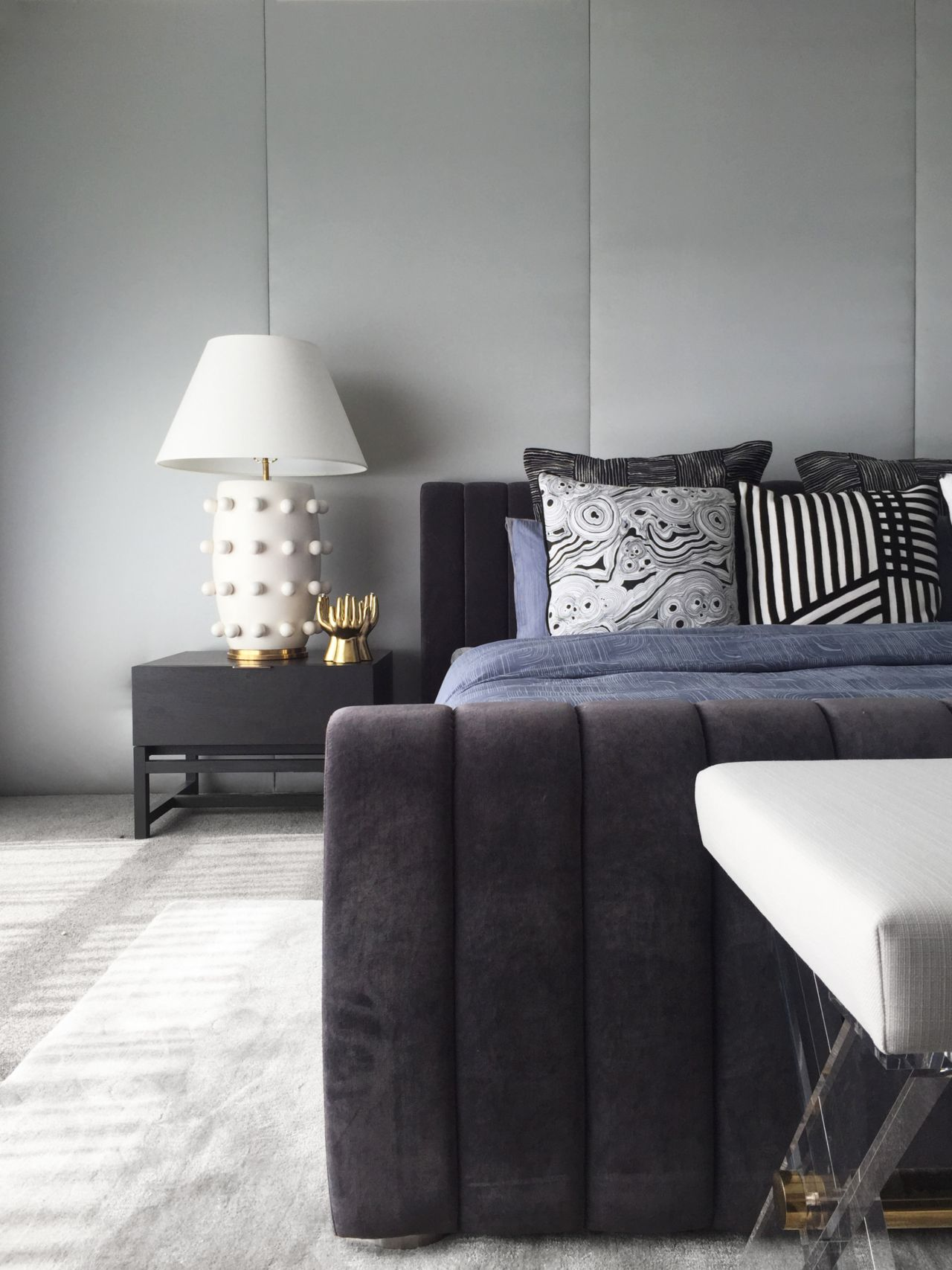 Boutique Hotel Bedrooms: Real Home: Perth Family Abode Has Boutique Hotel Vibe