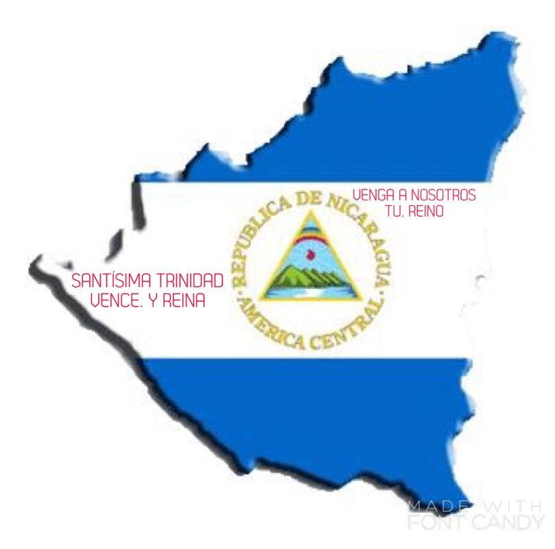 Pin By Milagros Lazo On Nicaragua Mi Tierra Nicaragua Flag Nicaragua Nicaraguan