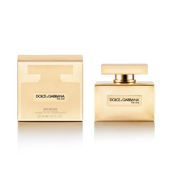 Parfum Du Jour The One Dolce Gabanna Edition Limitée The One Est Tout Or C Est L Essence Dolce And Gabbana Fragrance Dolce And Gabbana Makeup Fragrance