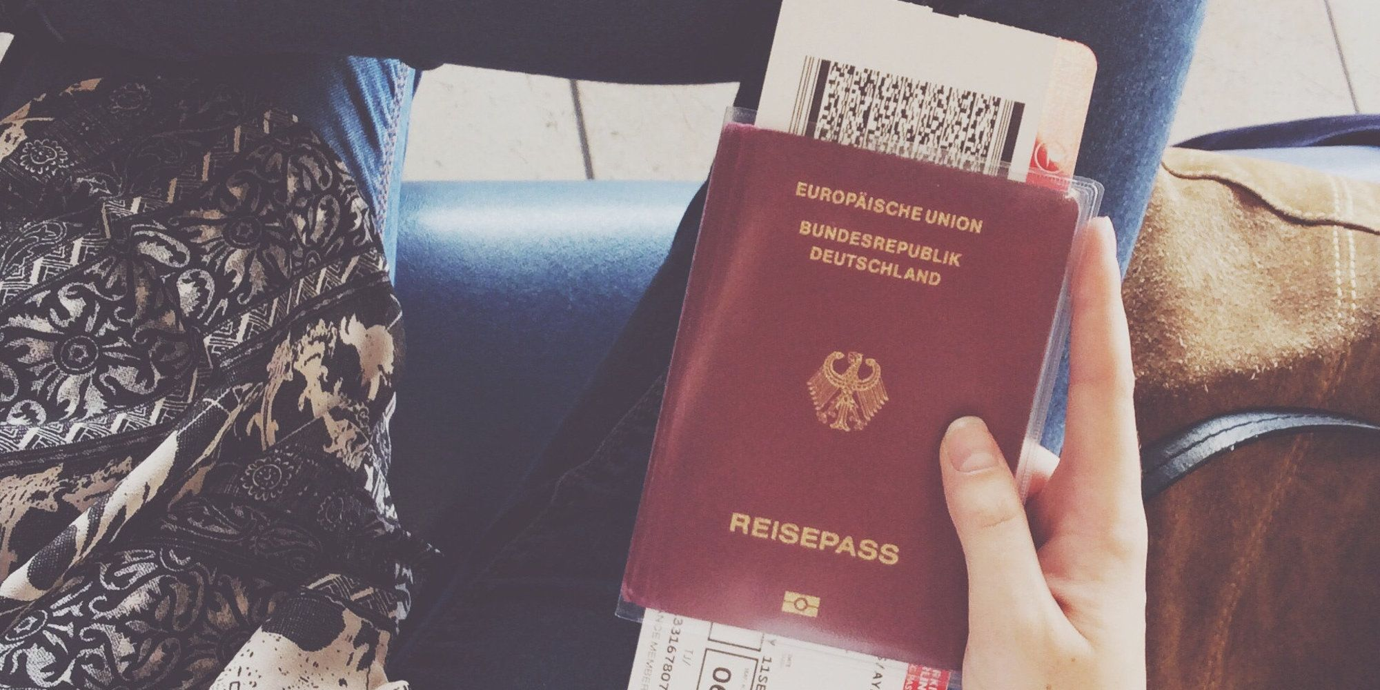 Why You Should Never Take A Photo Of Your Boarding Pass