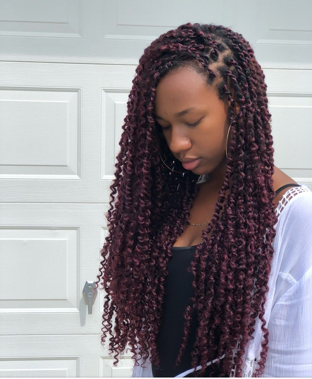 Passion Twists Created By At Xolovekailyn Hair In 2019 Hair Styles