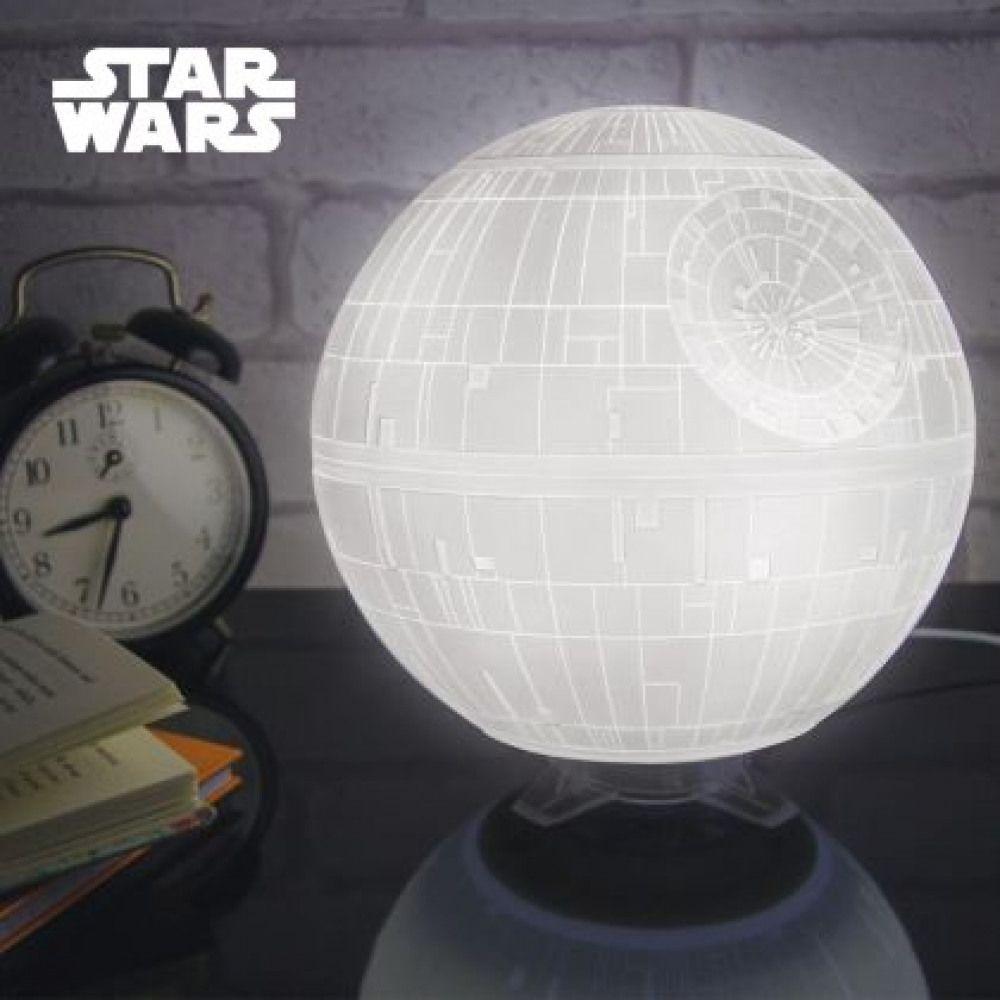 lampe usb etoile de la mort star wars 3430