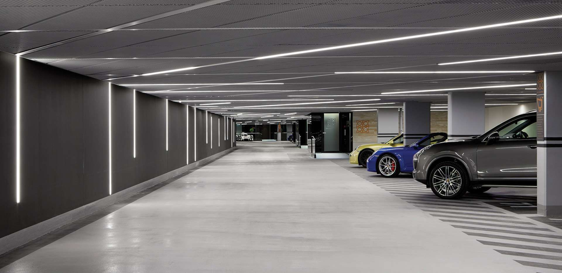 parking nexus assures the highest order of safety for your car. we