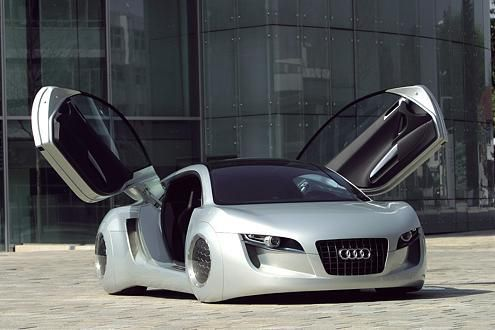 """Better than this Audi Car ? it's """" TO NEVER""""... yes, I'm talking about """"to Never"""". You know it?"""