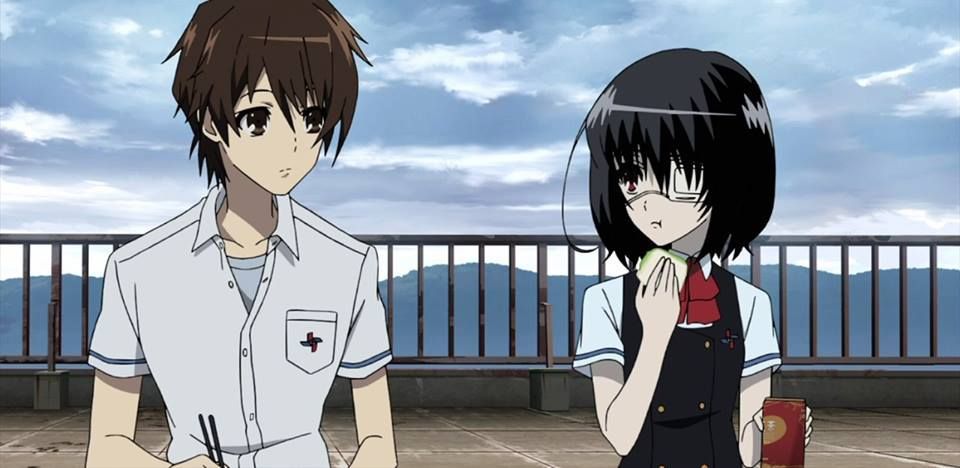 Sasakibara and Misaki