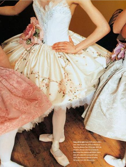prettiest ballerina costume