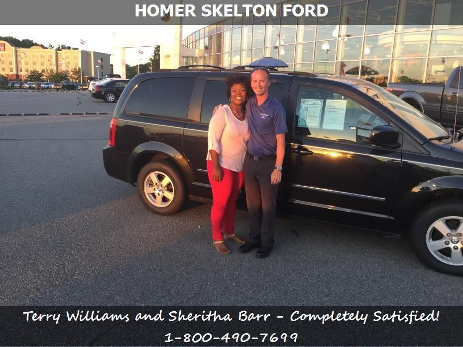 Homer Skelton Ford Olive Branch >> Terry Williams And Sheritha Barr Reviews The 2010 Dodge
