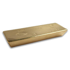 Gold Bars 400 Oz Bullion From Blanchard Goldcoins