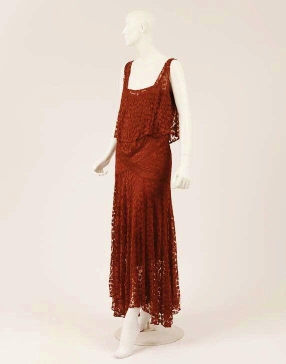 Evening dress 1928
