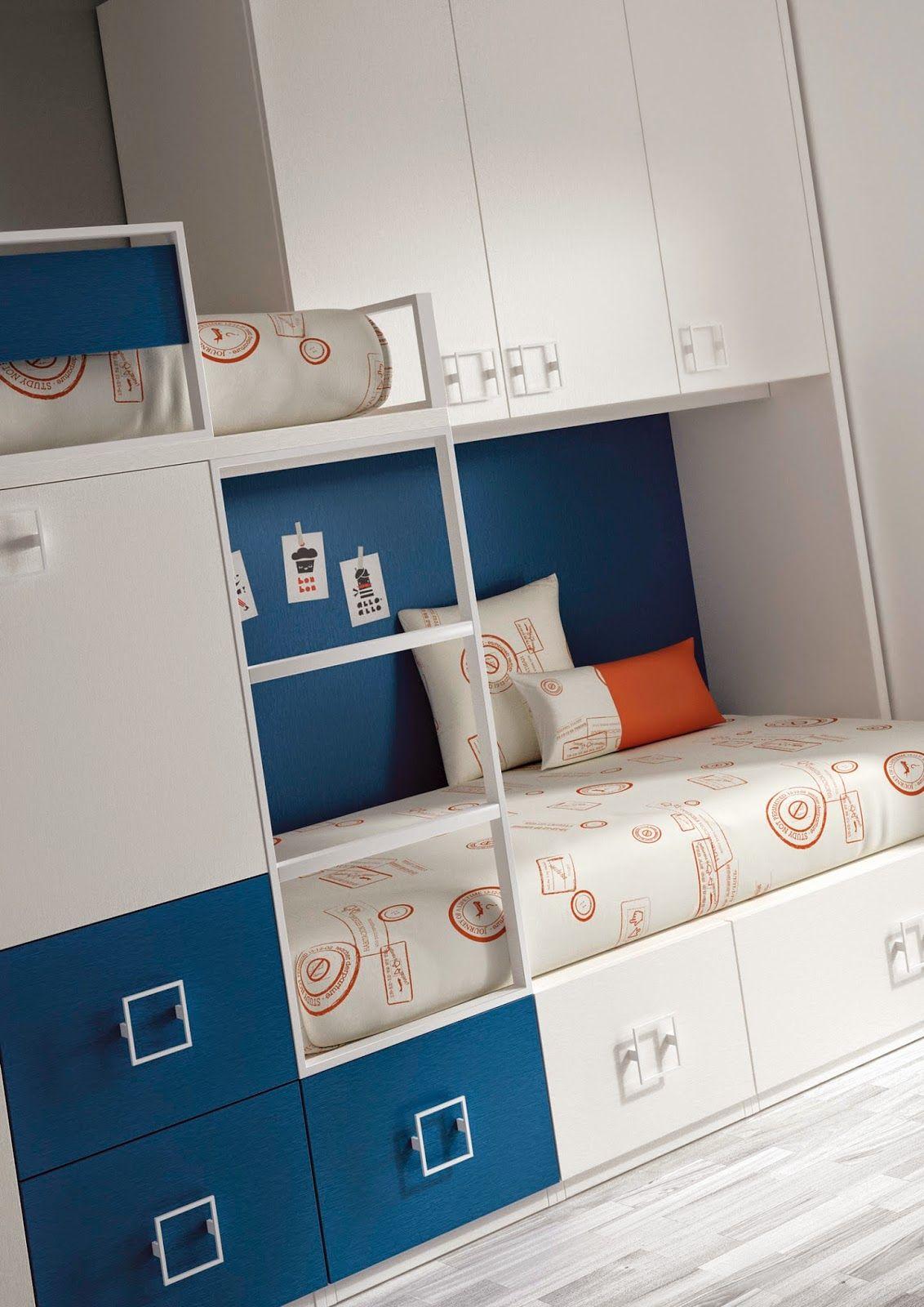 Pin de muebles ros en habitaciones juveniles muebles for Muebles pepe jesus dormitorios juveniles