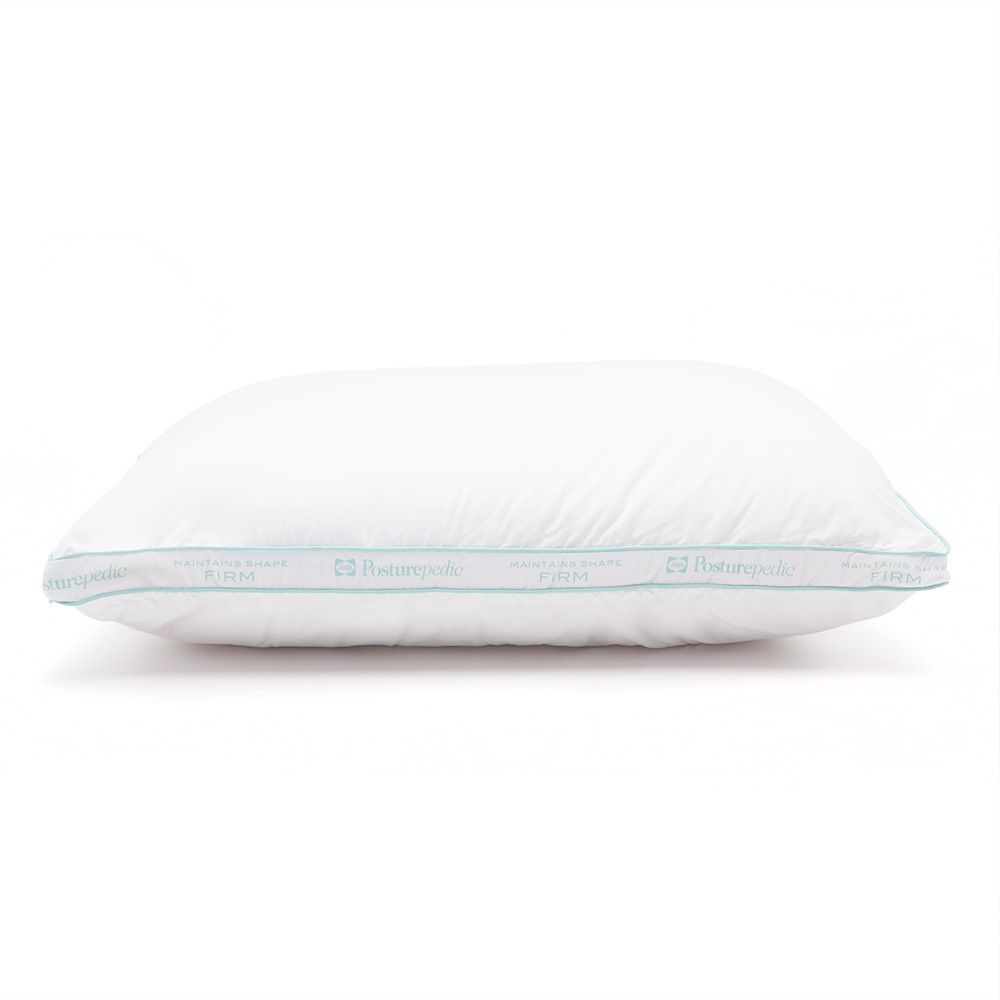 Sealy Posturepedic Maintain Shape Firm Pillow Sale Firm Pillows