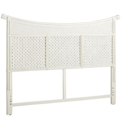 Pier One Queen Senopati Headboards Antique White White